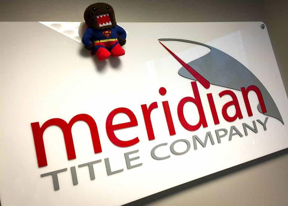 Meridian Sign